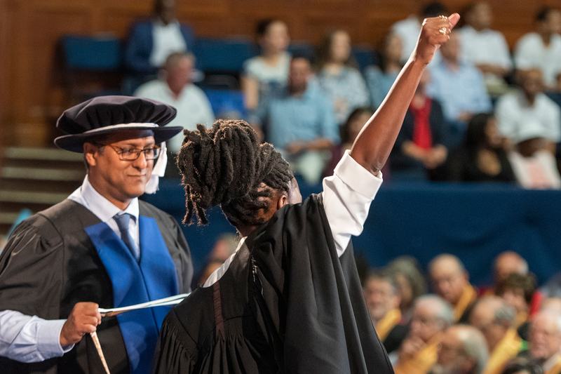 Siyaphambili studies the number of young South Africans who attain a qualification after high school and those who do not. According to the NDP, 22% of South Africans should have attained a post-school qualification by 2030.