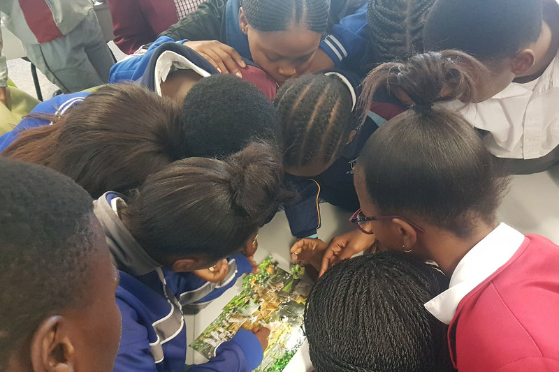 Pantsula with a Purpose offers holistic skills development programmes to learners in marginalised communities.