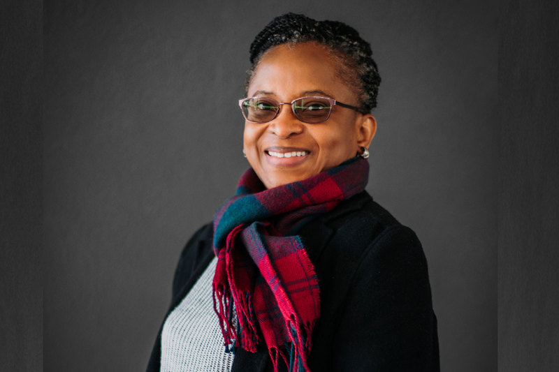 Prof Abimbola Windapo is a new professor in UCT's Department of Construction Economics and Management.