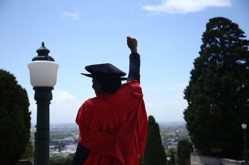 UCT ranks 10th worldwide among universities in countries with emerging economies.