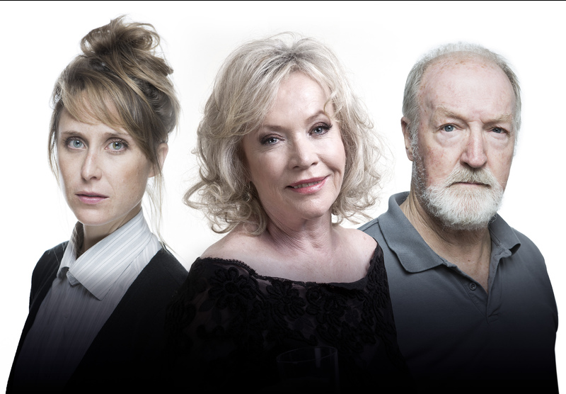 Emily Child, Sandra Prinsloo and Marius Weyers will star in The Road to Mecca, which will be staged in celebration of Athol Fugard's 85th birthday.