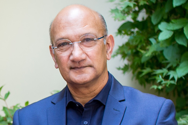 Daya Reddy holds the DST/NRF South African Research Chairs Initiative (SARChI) Chair in Computational Mechanics at the University of Cape Town.