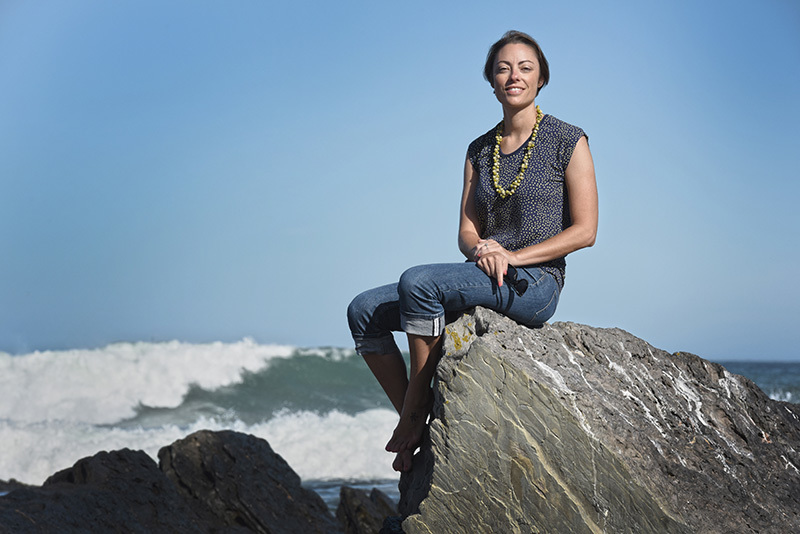 Katye Altieri, senior lecturer in oceanography, University of Cape Town