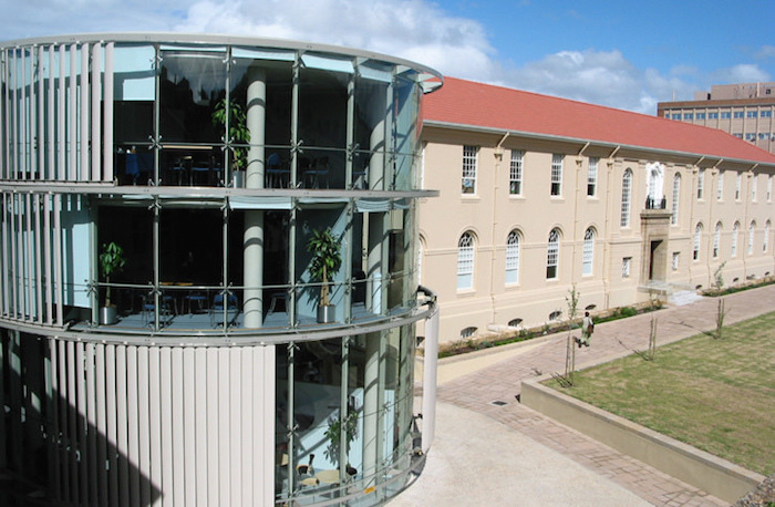 Institute of Infectious and Molecular Medicine (IDM) on UCT Health Sciences campus.