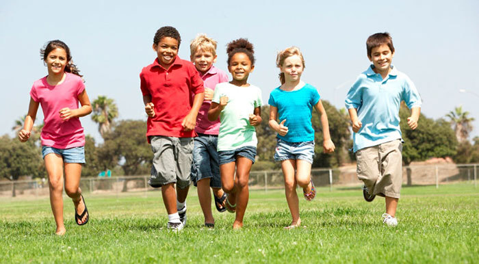Run for your life: Active children stand a better chance of escaping the odds of becoming obese as a result of fast food and increasingly sedentary lifestyles. But only 50% of South Africa's learners are active enough, says the 2014 Health Active Kids Report Card (HAKSA), co-authored by UCT's Prof Vicki Lambert.