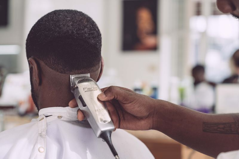 Of the hair clippers that Professor Nonhlanhla Khumalo and her colleagues looked at – from 50 barber shops in three areas of Cape Town – 42% tested positive for blood.