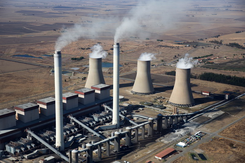 Tutuka Power Station is a coal-fired power station located near Standerton in Mpumalanga province, South Africa.