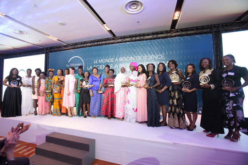 Two UCT researchers are among 20 women scientists selected as recipients of the 2019 L'Oréal-UNESCO For Women in Science Sub-Saharan Africa Young Talents Awards.