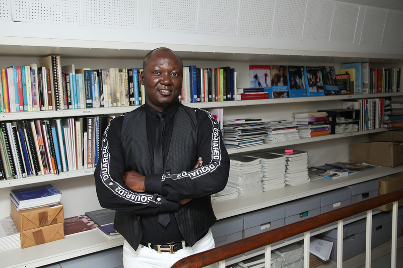 Emile Chimusa holds a PhD in Computational Biology and Bioinformatics and was recently appointed an associate professor at UCT.