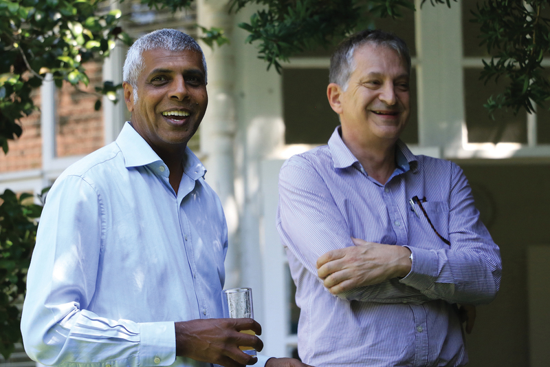 Professor Faizel Ismail will take over from Professor Alan Hirsch as director of the Nelson Mandela School of Public Governance in July.