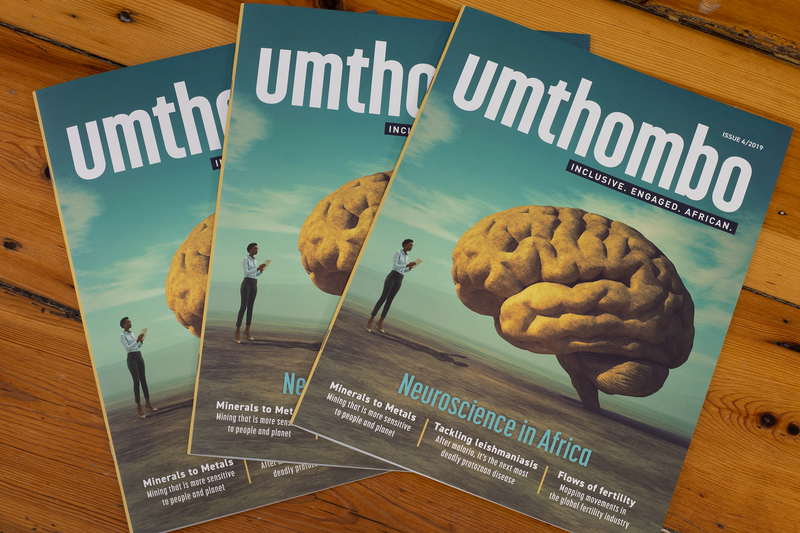 The fourth issue of Umthombo casts a spotlight on the comprehensive and cross-cutting Neuroscience Institute.