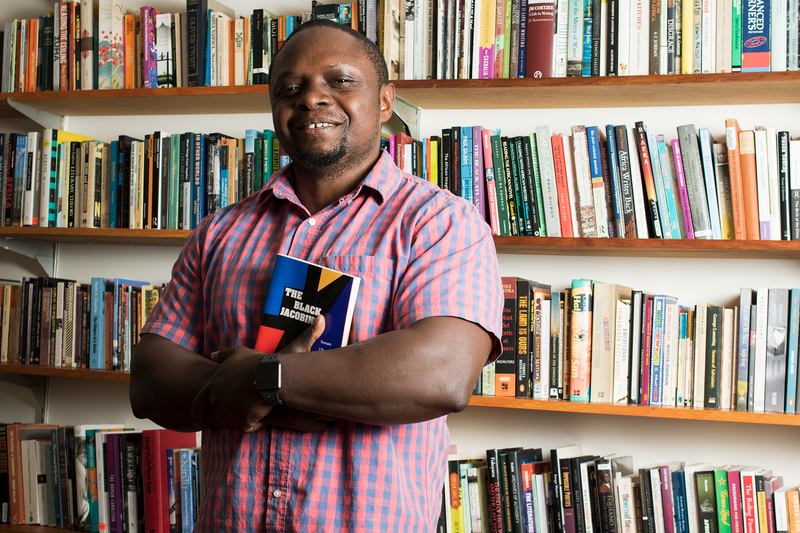 Chris Ouma, a senior lecturer in UCT's Department of English, is studying how small/literary magazines contributed to pan-African imagination in mid-20th century Africa.