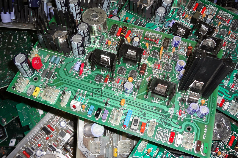 UCT researchers with collaborators in Germany are developing an economically viable way to extract valuable metals from e-waste on a small scale.