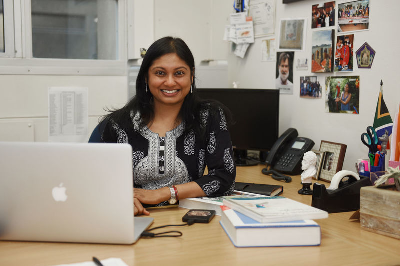 Dr Sheetal Silal is a senior lecturer in the UCT Department of Statistical Sciences.