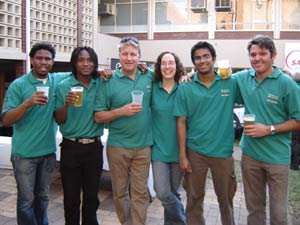 UCT brewers