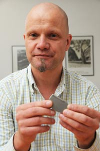 Tom Franz pacemakers that can take a beating uct