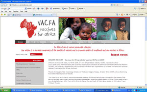 vacfa website