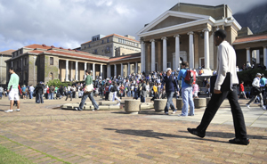 New era afoot as university rankings released.