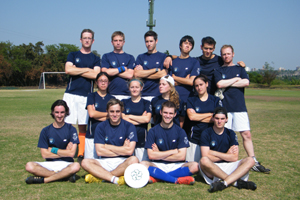 The Ultimate UCT team