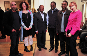 Partners in launch of the School of African and Gender Studies