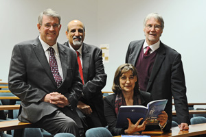 UCT's 2011 Research Report Team