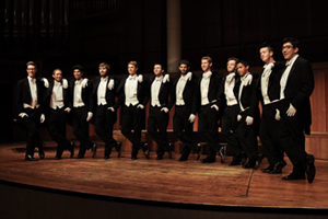 The UCT Choir and Whiffenpoofs