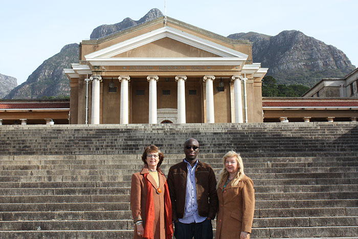 UCT Collaborative Educational Practice Award