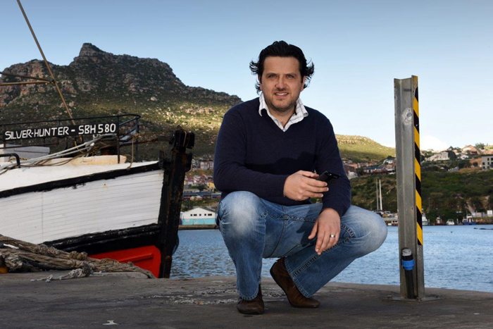Smartphone app empowers small-scale fishers