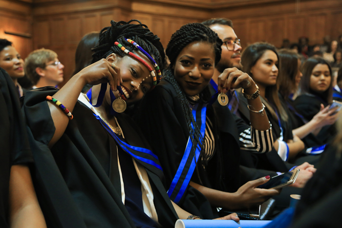 #UCTGrad2016 highlights