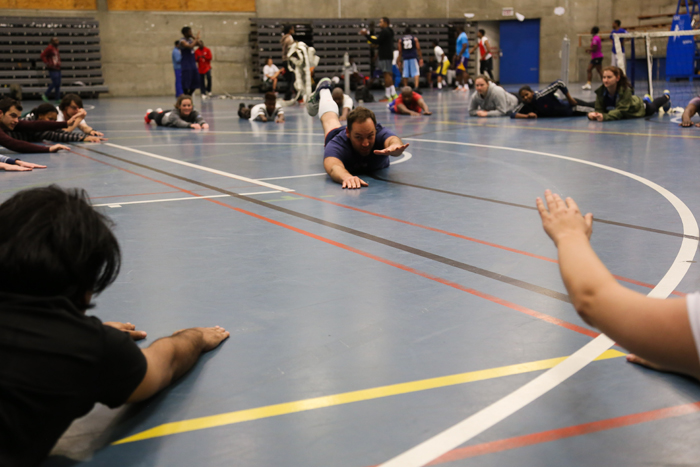 Sitting volleyball now a standing item at UCT