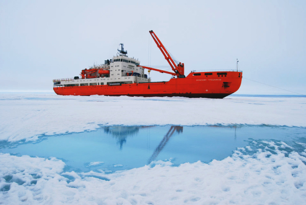 Antarctic expedition sails from Cape Town