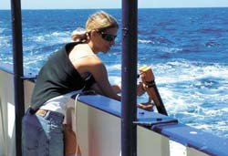 Oceanographic research is a cruise | UCT News