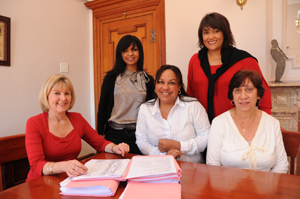 UCT CMD Events Management Team