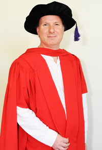 Professor Peter Dunsby