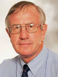 Emeritus Professor Cyril O'Connor