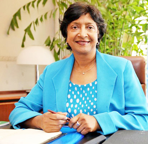 Judge Navi Pillay