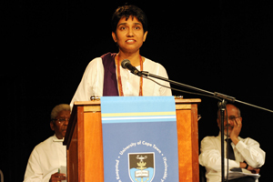 Dr Pregs Govender