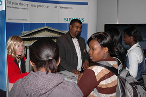 UCT's Careers Fair