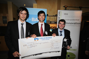 Students win e-waste competition