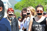 Secrecy bill protest