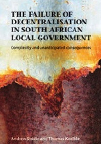 Andrew Siddle and Prof Thomas Koelble's Book