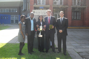 Moot competition
