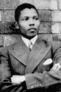 Mandela early years