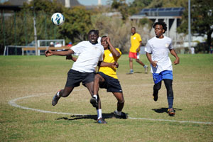 UCT's 2nd annual Africa Cup of Nations football tournament