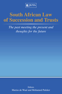 SA Law Succession Trusts