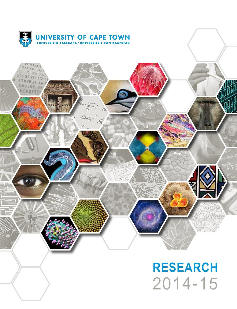 research report 2014 to 2015
