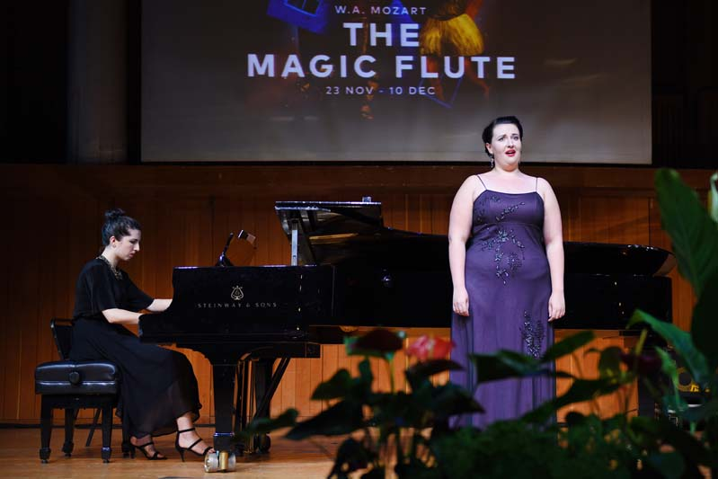 Schock Foundation Prize for Singing