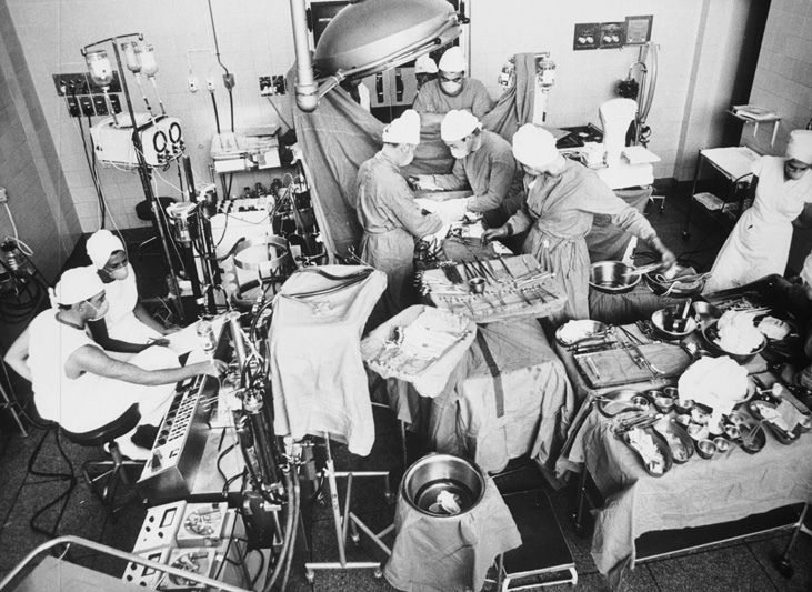 50th Anniversary Of The First Human Heart Transplant Uct