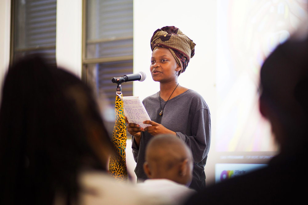 In partnership with Out In Africa, the Young Women's Leadership Project and Filmsoc, Rainbow Week features a poetry and film evening at the CAS Gallery on upper campus.