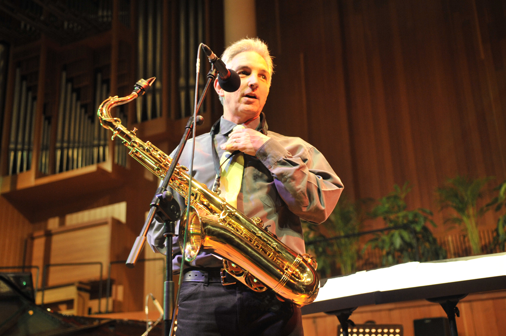 Dr Price is an eager saxophonist, and performed at the annual Vice-Chancellor's Concert at the Baxter Theatre in 2009.